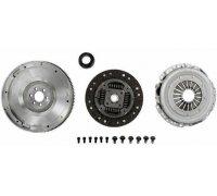 Демпфер / маховик глухой + сцепление + выжимной VW Caddy III 1.9TDI 77kW 04- SL4DS1049 STARLINE (Чехия)