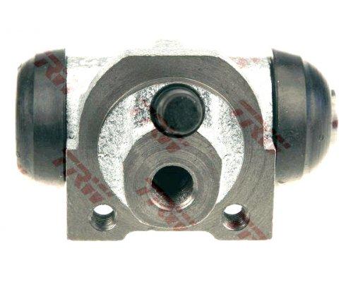 Цилиндр тормозной рабочий задний (не для повышенной нагрузки) Renault Kangoo / Nissan Kubistar 97-08 BWH391 TRW (Германия)