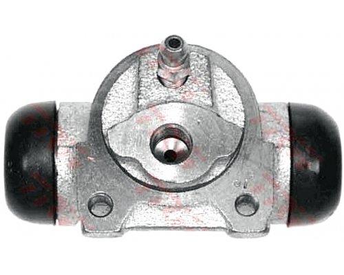 Цилиндр тормозной рабочий задний (для повышенной нагрузки) Renault Kangoo / Nissan Kubistar 97-08 BWH392 TRW (Германия)