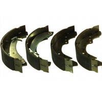 Задние барабанные тормозные колодки (254x57мм) Fiat Ducato / Citroen Jumper / Peugeot Boxer 1994-2002 C0C010ABE ABE (Польша)