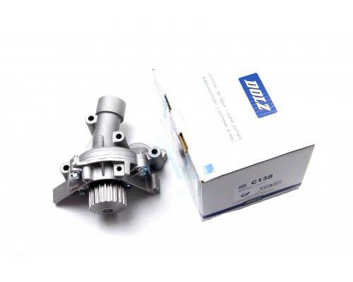 Помпа / водяной насос (с корпусом) Fiat Scudo / Citroen Jumpy / Peugeot Expert 2.0 (бензин) 1995-2006 C138 DOLZ (Испания)