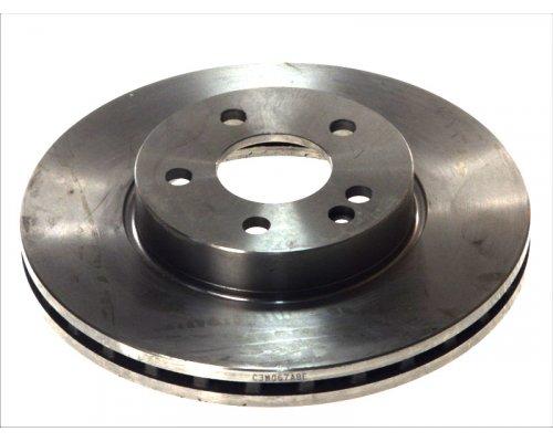 Тормозной диск передний (300х28мм) MB Vito 639 2003- C3M067ABE ABE (Польша)