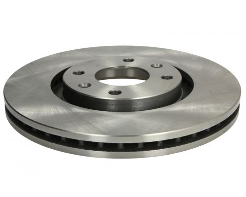 Тормозной диск передний (283x26мм) Peugeot Partner II / Citroen Berlingo II 2008- C3P025ABE ABE (Польша)