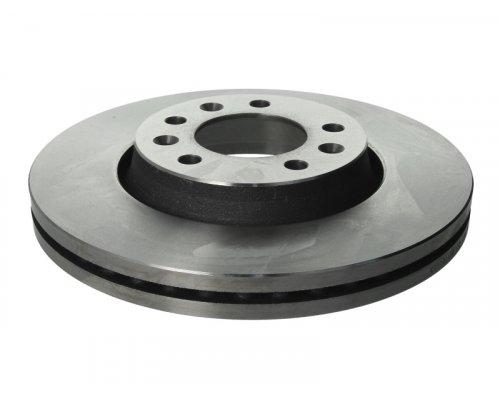 Тормозной диск передний (диаметр 280мм) Fiat Scudo II / Citroen Jumpy II / Peugeot Expert II 2007- C3P031ABE ABE (Польша)