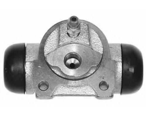 Цилиндр тормозной рабочий задний (не для повышенной нагрузки) Renault Kangoo / Nissan Kubistar 97-08 C5R059ABE ABE (Польша)