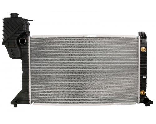 Радиатор охлаждения (с кондиционером) MB Sprinter 2.3D / 2.9TDI 1995-2006 MSA2183 AVA (Нидерланды)