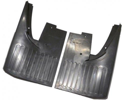 Комплект брызговиков передних / задних (2шт, левый + правый) VW LT 1996-2006 901882 TURKEY (Турция)