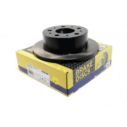 Тормозной диск задний (280x16мм, R16) Fiat Ducato / Citroen Jumper / Peugeot Boxer 2002-2006 CD7574S BREMSI (Италия)