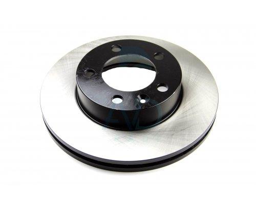Тормозной диск передний (302х28мм) Renault Master III / Opel Movano B 2010- CD7974V BREMSI (Италия)