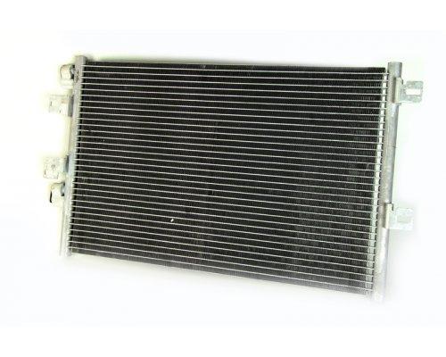 Радиатор кондиционера (495x343x16мм) Renault Kangoo 1.5dCi 1997-2008 CF20166-12B1 DELPHI (США)
