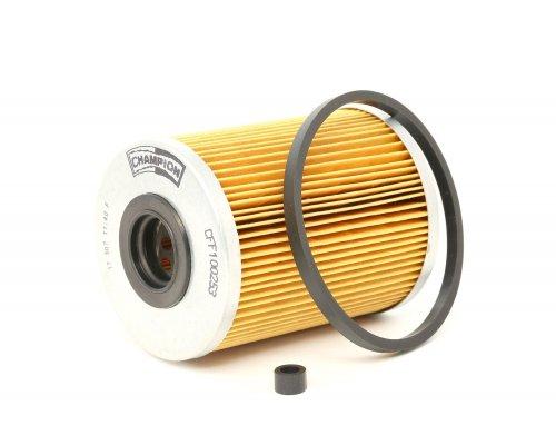 Фильтр топливный Renault Master II 2.5D, 2.8dTI / Opel Movano 2.5D, 2.8dTI 1998-2010 CFF100253 CHAMPION (США)