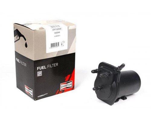 Фильтр топливный Renault Kangoo / Nissan Kubistar 1.5dCi 97-08 CFF100500 CHAMPION (США)