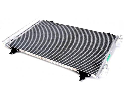 Радиатор кондиционера Fiat Scudo II / Citroen Jumpy II / Peugeot Expert II 1.6HDi, 2.0HDi 2007- CNA5263 ELIT (Чехия)