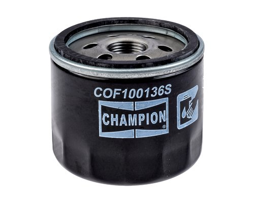 Масляный фильтр Renault Kangoo 1.4 / 1.6 / 1.5dCi / 1.9D 97-08 COF100136S CHAMPION (США)
