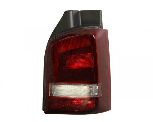 Фонарь задний правый (темно-красный, ляда) VW Transporter T5 09- 441-19B1R-UE2 DEPO (Тайвань)