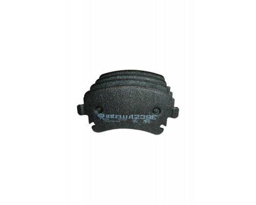 Тормозные колодки задние (LUCAS, без датчика) VW T5 03- D239E INTELLI (Украина)