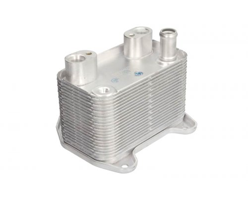 Радиатор масляный / теплообменник (автоматическая КПП) MB Sprinter 2.7CDI 2000-2006 D4M012TT THERMOTEC (Польша)