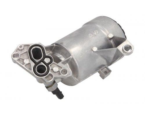 Радиатор масляный / теплообменник (с корпусом) Renault Trafic II / Opel Vivaro A 2.5dCi 03-14 31292 NRF (Нидерланды)