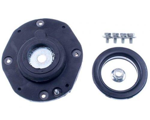 Подушка + подшипник переднего амортизатора (с гидроусилителем руля, комплект) Peugeot Partner / Citroen Berlingo 1996-2011 D600040 DENCKERMANN (Польша)