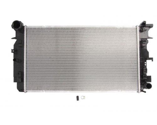 Радиатор охлаждения VW Crafter 2006- D7M026TT THERMOTEC (Польша)