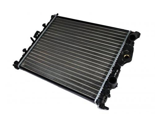 Радиатор охлаждения (430х349х23мм) Renault Kangoo 1.5dCi 2001-2008 D7R003TT TRANSPORTERPARTS (Франция)