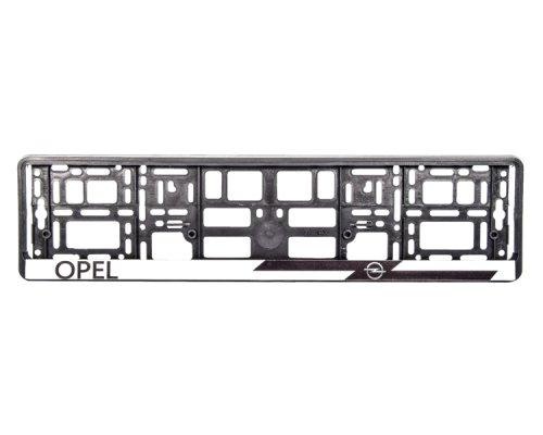 "Рамка номерного знака ""Opel"" 000163 WINSO (Польша)"
