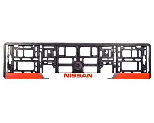 "Рамка номерного знака ""Nissan"" 000041 WINSO (Польша)"