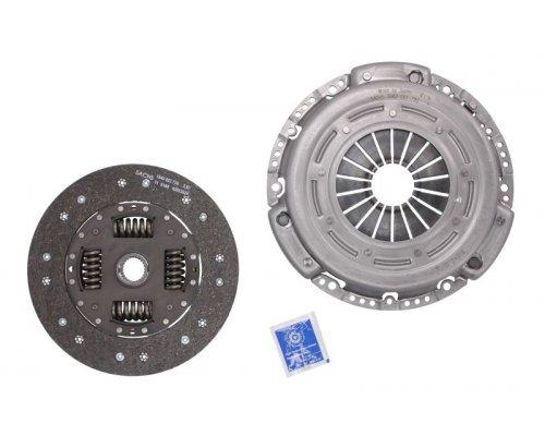 Комплект сцепления (корзина + диск) MB Vito 639 2.2CDI (85/100/110kW, двигатель OM646) 2003- 3000970079 SACHS (Германия)