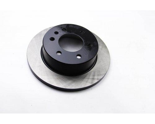 Тормозной диск задний (298х16мм) MB Sprinter 208-316 2006- DB0311S BREMSI (Италия)