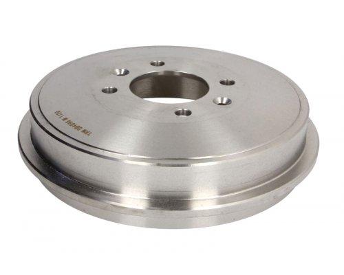 Тормозной барабан задний (d=229мм) Peugeot Partner / Citroen Berlingo 1996-2011 DB4096 TRW (Германия)