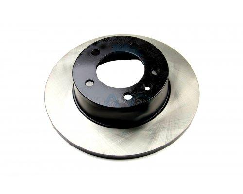 Тормозной диск задний (305х12мм) Renault Master II / Opel Movano 1998-2010 DBB272S BREMSI (Италия)