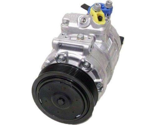 Компрессор кондиционера (тип компрессора 7SEU16C) VW Caddy III 2004-2015 DCP17073 DENSO (Япония)