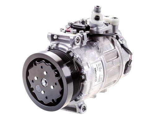Компрессор кондиционера (двигатель: OM651, тип: 7SEU17C) MB Sprinter 2.2CDI 2006- DCP17085 DENSO (Япония)