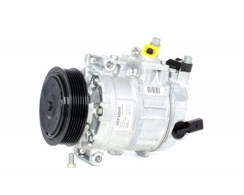 Компрессор кондиционера (тип компрессора PXE14) VW Caddy III 2004-2015 DCP32045 DENSO (Япония)