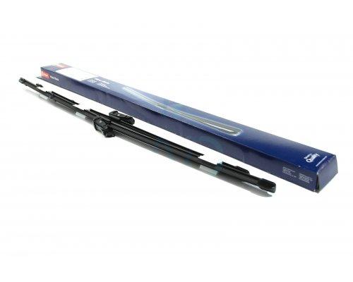 Комплект щеток стеклоочистителя (бескаркасные, 650мм + 550мм) Fiat Ducato II / Citroen Jumper II / Peugeot Boxer II 2006- DF-028 DENSO (Япония)