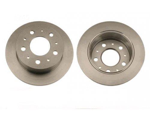 Тормозной диск задний (280x16мм, R16) Fiat Ducato / Citroen Jumper / Peugeot Boxer 2002-2006 DF4245 TRW (Германия)
