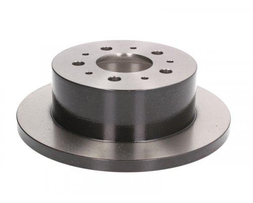 Тормозной диск задний (280x16мм, R15) Fiat Ducato / Citroen Jumper / Peugeot Boxer 2002-2006 DF4481S TRW (Германия)
