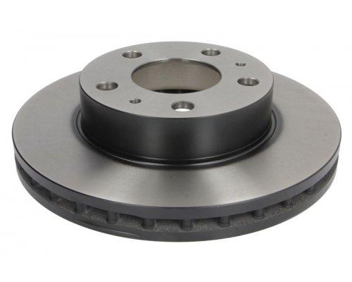 Тормозной диск передний (300x32) Fiat Ducato II / Citroen Jumper II / Peugeot Boxer II 2006- 09.D018.11 BREMBO (Италия)