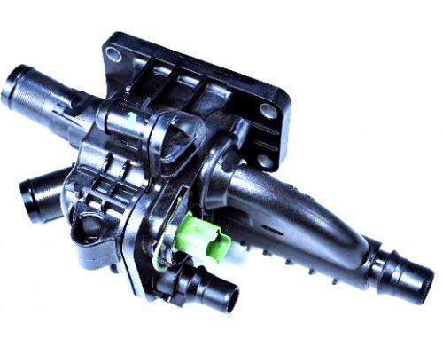Термостат (с корпусом) Fiat Scudo II 1.6D 66kW 2007- DT1112H DAYCO (Италия)