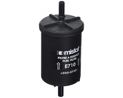 Топливный фильтр Peugeot Partner II / Citroen Berlingo II 1.2 / 1.4 / 1.6 (бензин) 2008- E710 MISFAT (Польша)