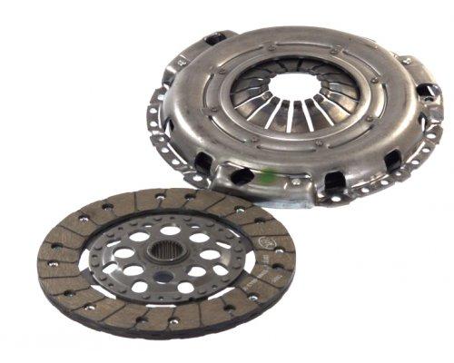 Комплект сцепления (корзина, диск) MB Vito 638 2.2CDI 1999-2003 ECK316 COMLINE (Великобритания)