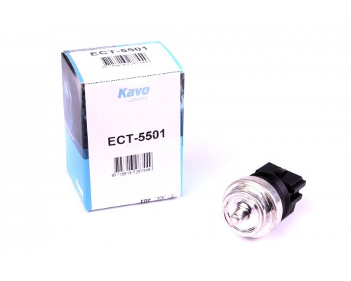 Датчик температуры охлаждающей жидкости (контактов 4) Renault Master II 1.9dTI 1998-2010 ECT-5501 KAVO Parts (Нидерланды)