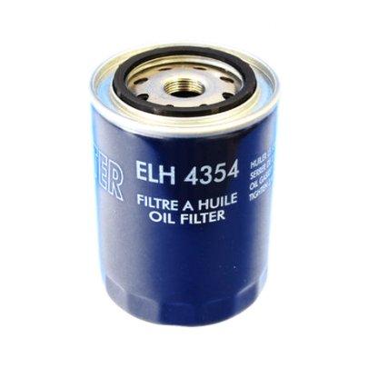Масляный фильтр (с 2002 г.в.) Fiat Ducato / Citroen Jumper / Peugeot Boxer 2.8JTD / 2.8HDi 2002-2006 ELH4354 MECAFILTER (Франция)