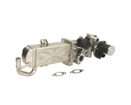 Клапан EGR рециркуляции отработанных газов (с радиатором) VW Caddy III 1.6TDI / 2.0TDI 2010-2015 ENT500100 ENGINETEAM (Чехия)