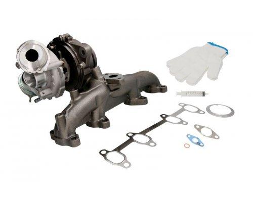 Турбина (двигатель BMM) VW Caddy III 2.0TDI 103kW 2007-2010 EVTC0030 EVORON