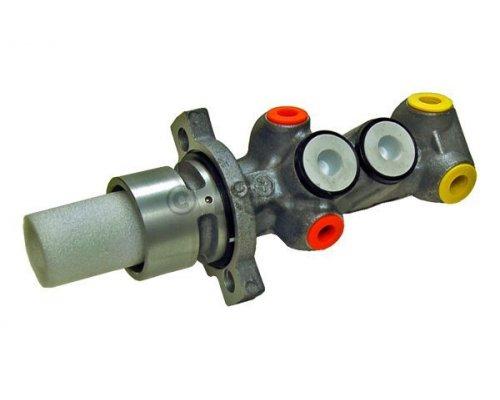 Цилиндр тормозной главный (без ABS, D=20.64mm) Renault Kangoo / Nissan Kubistar 97-08 F026003372 BOSCH (Германия)