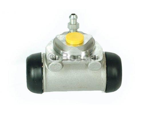 Цилиндр тормозной рабочий задний (не для повышенной нагрузки) Renault Kangoo / Nissan Kubistar 97-08 F026009482 BOSCH (Германия)