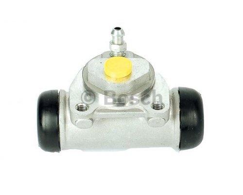 Цилиндр тормозной рабочий задний (для повышенной нагрузки) Renault Kangoo / Nissan Kubistar 97-08 F026009483 BOSCH (Германия)