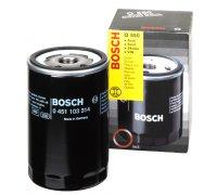 Масляный фильтр (с 2002 г.в.) Fiat Ducato 2.3JTD 2002-2006  F026407053 BOSCH (Германия)