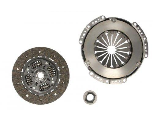 Комплект сцепления (корзина, диск, выжимной, тип КПП: BE4R) Citroen Berlingo 1.6 (бензин) 1996-2011 3000950044 SACHS (Германия)